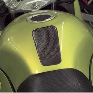 HR Prewoodec Universal Motorrad Moped Bike Tankpad - Rechteck - 158 x 83 x 2 mm - Made in Germany