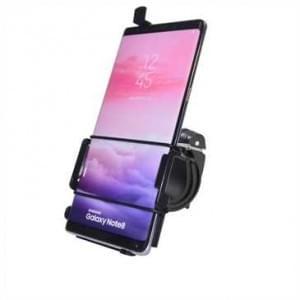 Haicom Fahrrad Motorrad Halter Halterung für Samsung Galaxy Note 8 / Fahrradhalter, schwarz