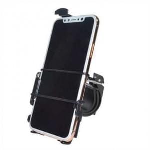 Haicom Fahrrad Motorrad Halter / Halterung für Apple iPhone X / Fahrradhalter, schwarz