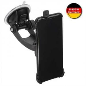 iGrip T5-94988 Reise Kit für Apple iPhone X - Mount & Holder QuickFix - schwarz