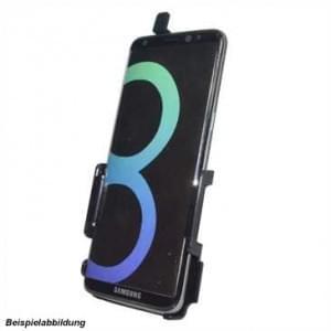 Haicom Halteschale für Samsung Galaxy A8 Plus (2018) schwarz