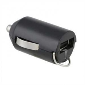 USB Ladegerät - 12/24V - Output: 5V 1A - 1 USB Port - Schwarz