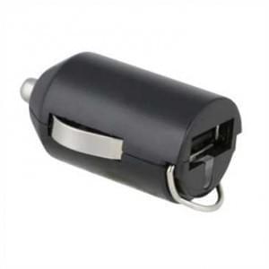 USB 12/24V KFZ-Ladeadapter USB - Output: 5V 2.1A - 1 USB Port - Schwarz