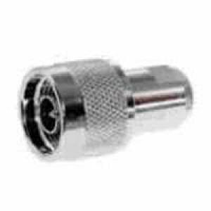 Adapter FME-Stecker FME (m) auf N-Stecker (m)