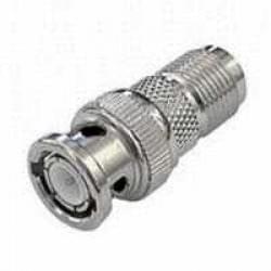 Adapter TNC Buchse / BNC Stecker