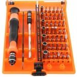 45 in1 Profi Präzisions-Schraubendreher / Bit Set für Smartphone, Tablet-PC etc. in Kunststoffbox