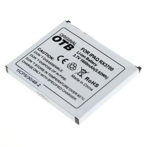 Ersatzakku für HP IPAQ rx 31xx/37xx Li-Ion slim
