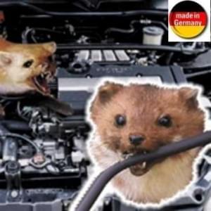 Auto Kabelschutz Marderschutz für alle Kabel - zum Aufstecken - Länge: 2 m - hitzebeständig