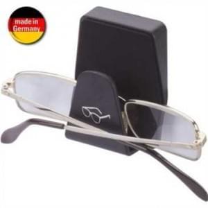 Auto Brillenablage - passend für jedes Fahrzeug und jede Brille, Sonnenbrille (Made in Germany)