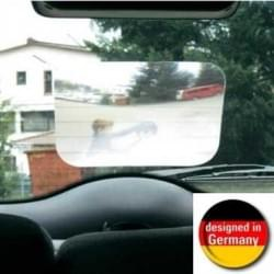 Auto Weitwinkellinse selbsthaftend für bessere Sicht nach hinten - Kunststoff-Fresnel-Linse