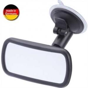 HR Zusatzspiegel konvex Panoramaspiegel toter Winkel Spiegel Rückspiegel (Made in Germany)
