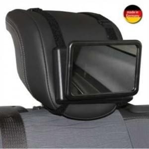 HR KFZ-Baby Beobachtungsspiegel - Rückspiegel für Babyschalen - drehbar - Spiegel Größe: 140 x 88 mm