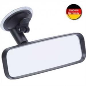 HR Kinder-Beobachtungsspiegel - Fahrschul-Spiegel mit gerader Spiegelfläche - Rückspiegel