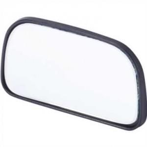 HR Toter-Winkel-Außenspiegel - selbstklebend auf Außenspiegel - Maße: 82 x 45 x 6 mm