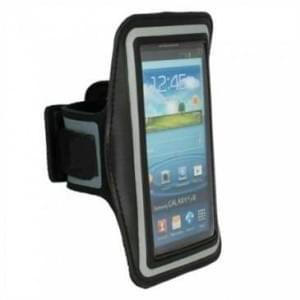 Universal Sport Armband - Größe 4XL - f. Geräte bis 158,2 x 77,9 x 10mm  - schwarz