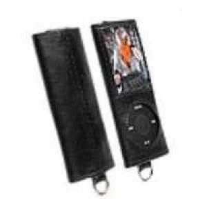 Krusell Encore Tasche für Apple iPod Nano 4G - schwarz