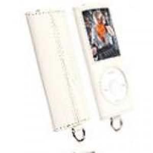 Krusell  Encore Tasche für Apple iPod Nano 4G - Weiß