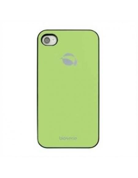 Krusell Bioserie Glass Cover für Apple iPhone 4S, iPhone 4 - Grün