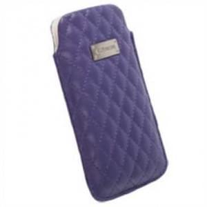 Krusell Tasche Avenyn Universal Grösse 3XL - Innenmaß 133 x 71 x 10 mm - Purple