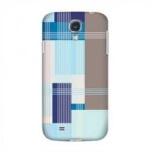Krusell Cover für Samsung Galaxy S4, S4 LTE, i9500, i9505, i9506 - Blue Block