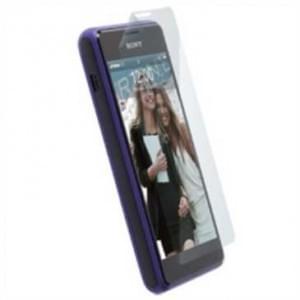 Krusell Nano Screen Protector / Schutzfolie für Sony Xperia E1, Xperia E1 Dual