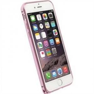 Krusell Sala Alu Bumper für Apple iPhone 6 - iPhone 6S - Rosa