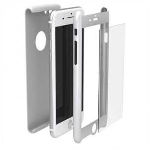 Krusell Arvika 360 Cover für Apple iPhone 6, iPhone 6S - Silber