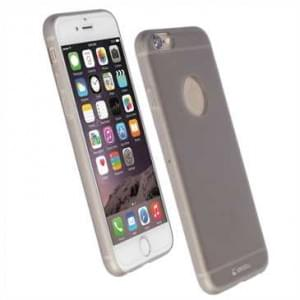Krusell Bohus Cover 60712 für Apple iPhone 7 - Transparent Grau