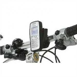 Krusell Bikeholder Kit für Multidapt Taschen - Halter Fahrrad (ohne Krusell Swivelknob)