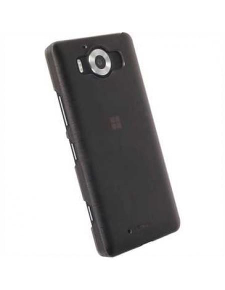 Krusell Boden Cover Partner für Microsoft Lumia 950, Lumia 950 Dual Sim - Schwarz