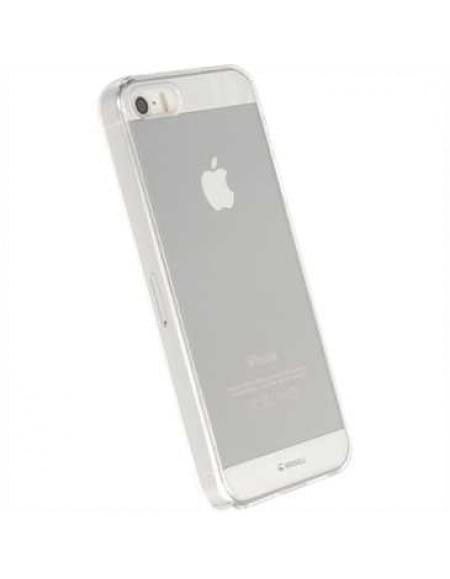 Krusell Kivik Cover 60717 für Apple iPhone 7 - Transparent