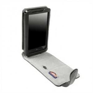 Krusell Orbit Flex Multidapt® Tasche für HTC HD7 - schwar / grau