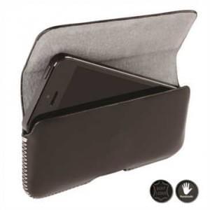 Krusell Hector Black 95550 - Größe: L Long - Innenmaß bis 123,8 x 58,6 x 7,6 - Schwarz