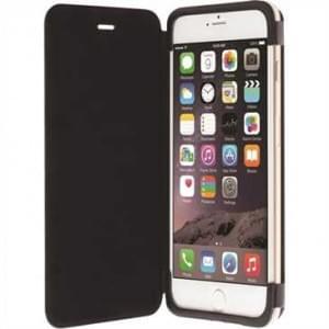Krusell Tasche Donsö Flip Case für Apple iPhone 6S Plus - Schwarz