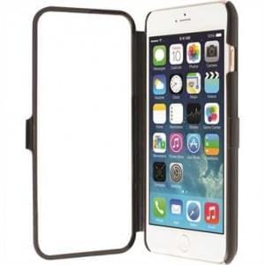 Krusell Tasche Donsö Viewcase FlipCase 76040 für Apple iPhone 6, iPhone 6S - Schwarz