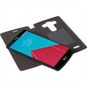 Krusell Tasche Ekerö Folioskin Partner 60253 für LG G4, G4 Dual - Schwarz