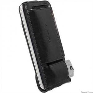 Krusell Tasche Ekerö Flexi Flip Wallet für Sony Xperia Z5 - Schwarz