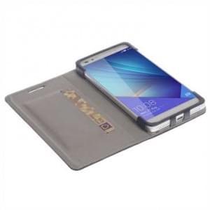 Krusell Tasche Malmö Folio Case 60507 für Huawei Honor 7 - Schwarz