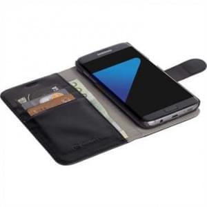 Krusell Tasche Ekerö FolioWallet 2in1 60573 für Samsung Galaxy S7 Edge - Schwarz