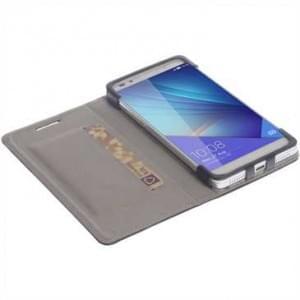 Krusell Tasche Malmö Folio Case 60684 für Huawei Honor 5X - Schwarz