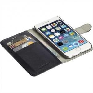 Krusell Tasche Boras Folio Wallet für Apple iPhone 7 / 8 - Schwarz