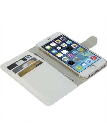 Krusell Tasche Boras FolioWallet 60762 für Apple iPhone 7 Plus - Weiß