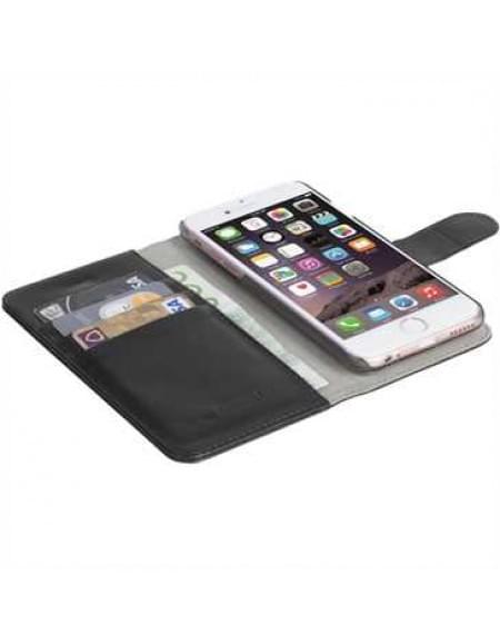 Krusell Tasche Ekerö FolioWallet 2in1 60755 für Apple iPhone 7 Plus - Schwarz