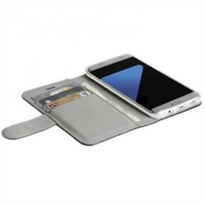 Krusell Tasche Icon 3 Card Folio case Tasche für Samsung Galaxy S8 - schwarz
