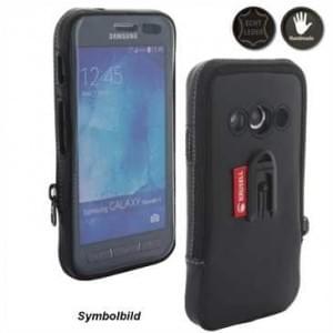 Krusell Tasche Classic Multidapt für Samsung Galaxy Xcover 4 - schwarz