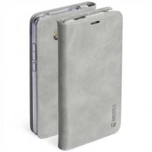Krusell Sunne 2 Card Handytasche für Huawei Mate 10 Pro Vintage Grey
