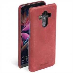 Krusell Sunne Cover für Huawei Mate 10 Pro Vintage Red