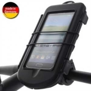 Fahrrad Motorrad Waterproof Splashbox M + Bikemount 6 f. Lenkstange f. Geräte bis 145 x78x13,4mm