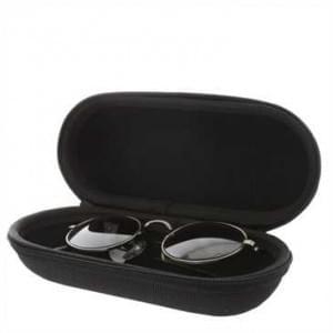 AntiSchock Brillen Hardcase Etui Brillenbox Brillenetui - Größe 01 - Innenmaß: 140 x 58 x 46 mm -