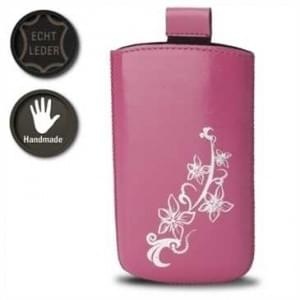 Valenta Pocket Lily 02 - Pink - 647993 - Echt Leder Tache - Easy-Out-Band